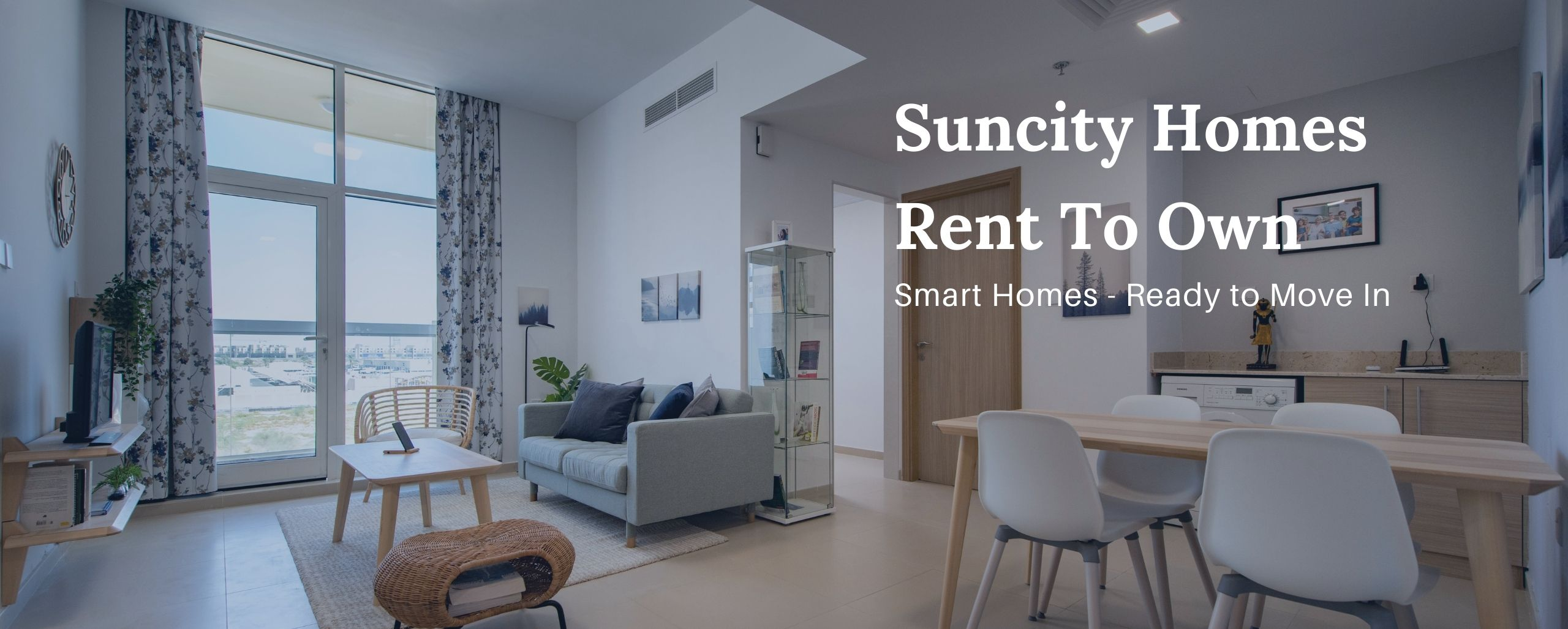 Suncity Homes Rent To Own Smart Homes